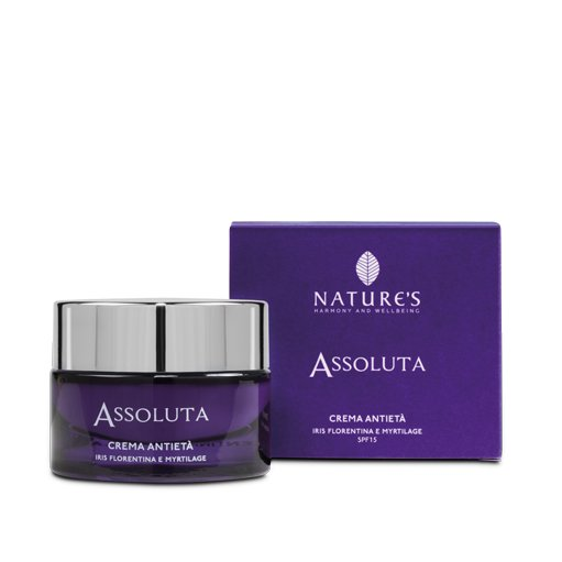 Assoluta - Anti-ageing Face Cream spf15 - 50 ml