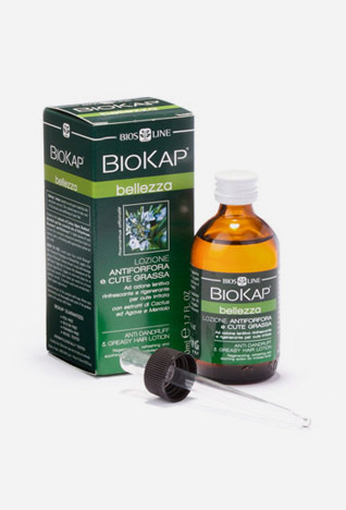 Biokap - Lozione Antiforfora e Cute Grassa 50ml