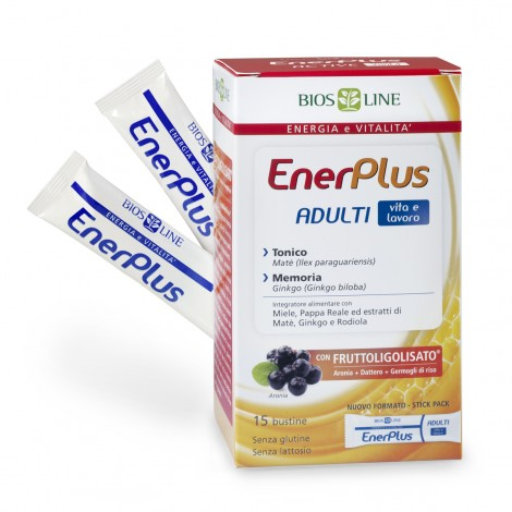 Biosline - Enerplus Adulti 15 pocket