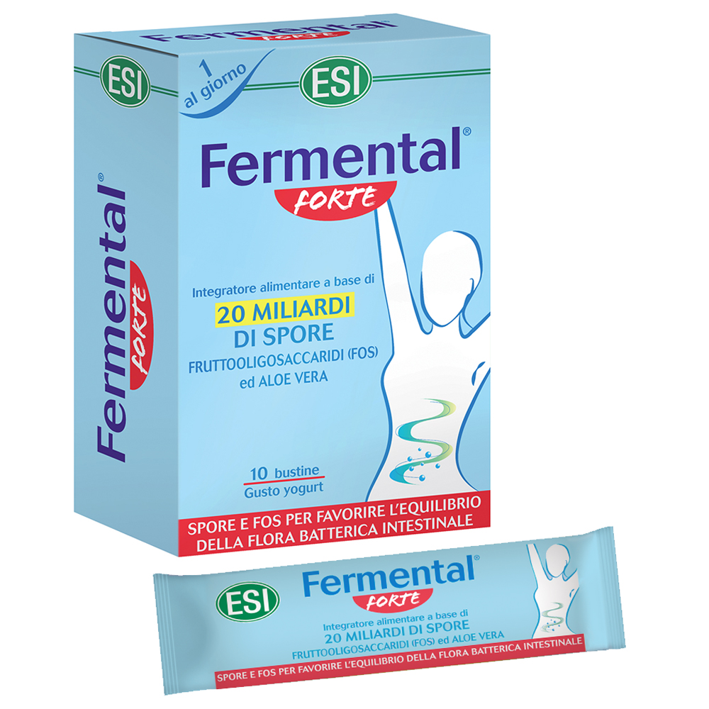 Esi - Fermental Forte 10 pocket