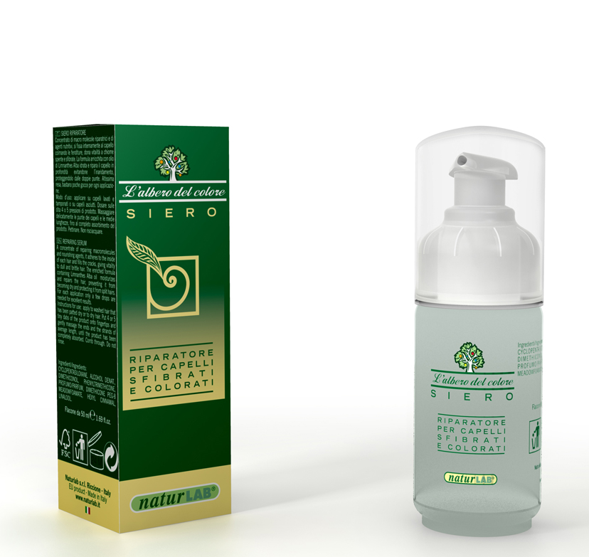 Naturlab - Repairing Serum 50 ml