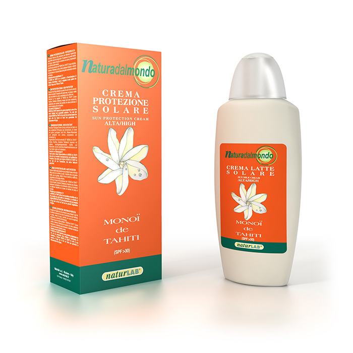 Sun Protection Cream - High Protection 200 ml