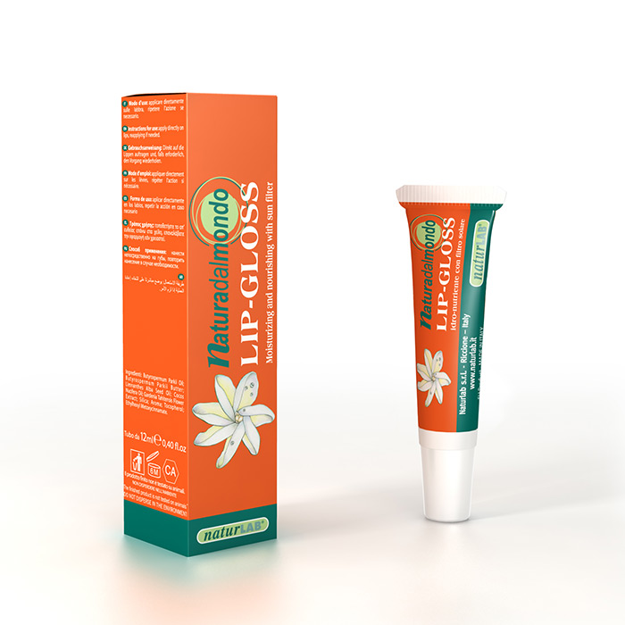 Sun Protection Cream - Lip Gloss