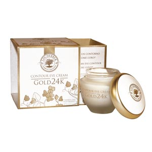 Locherber - Gold 24 k Crema Viso 50 ml