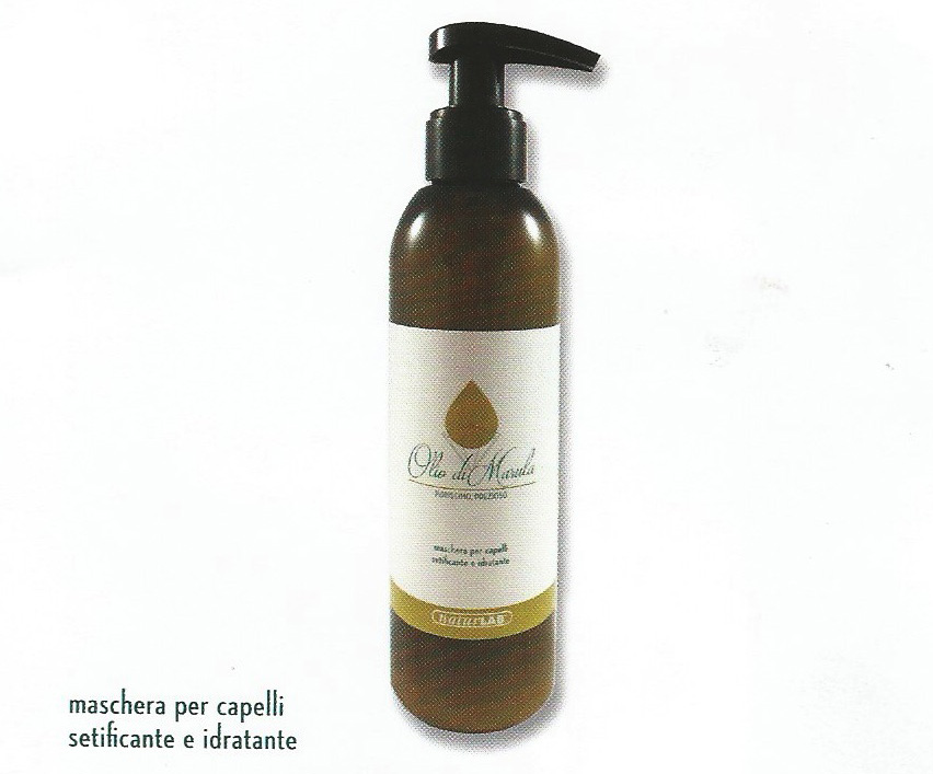 MARULA Moisturizing Mask 200 ml
