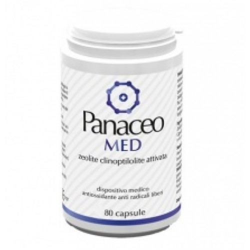 Panaceo Med (zeolite) 80 cps