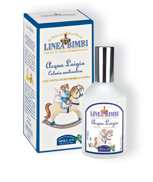 Acqua Luiga - Colonia Analcolico 100 ml