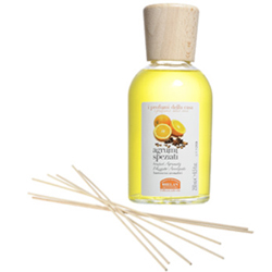 "Helan - Scented Sticks Room ""Spicy citrus"""