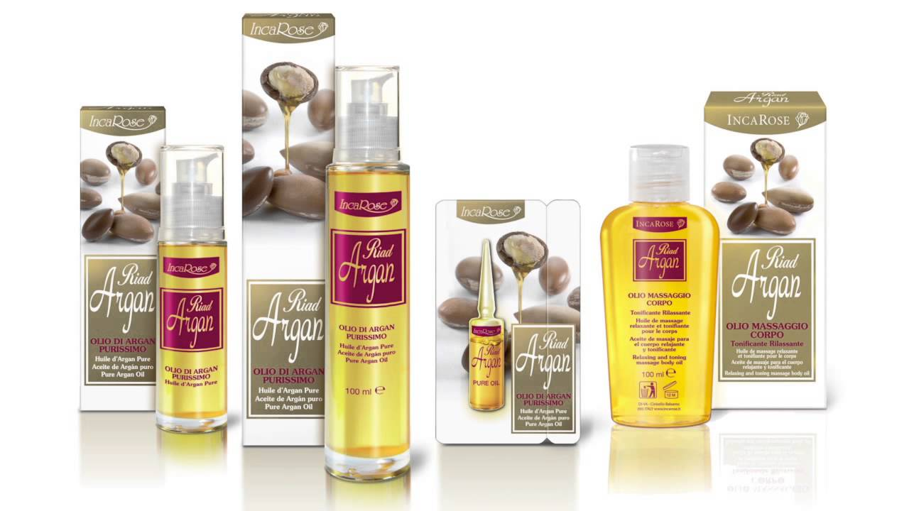 ARGAN by INCAROSE