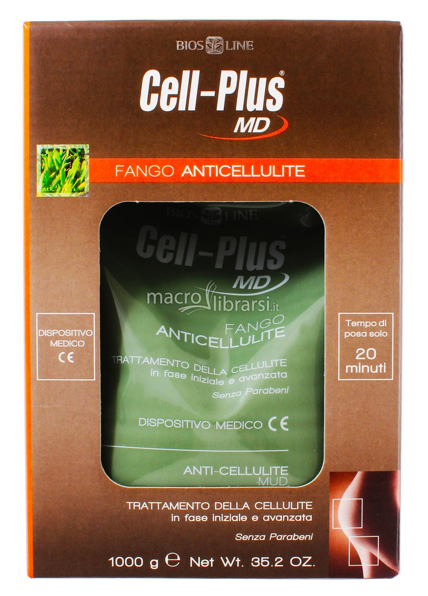 Cell Plus Seaweed Mud 1 kg
