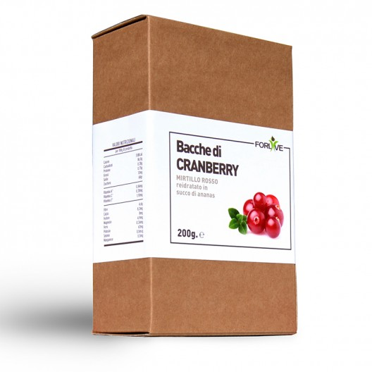 Forlive - Cranberry bacche 200g