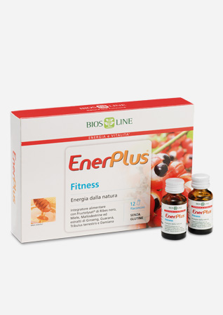 Biosline - EnerPlus Fitness 12fl x 10ml