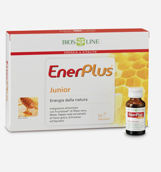 Biosline - Enerplus Junior 12x10ml