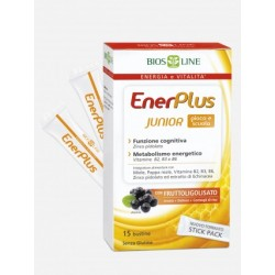 Biosline - Enerplus Junior 15 Bustine
