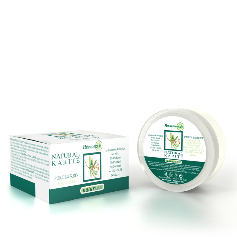 Naturlab - Karitè Butter 100 ml