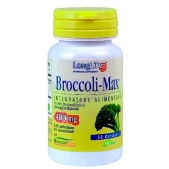 LongLife - Broccoli Max 50 cps