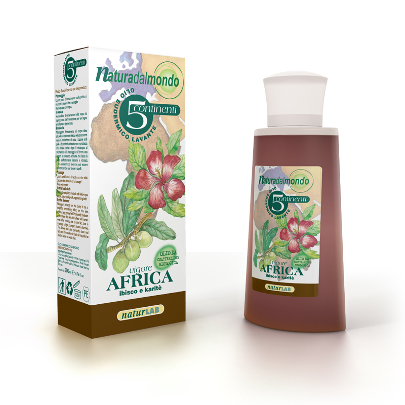 Olio Eudermico AFRICA 200 ml