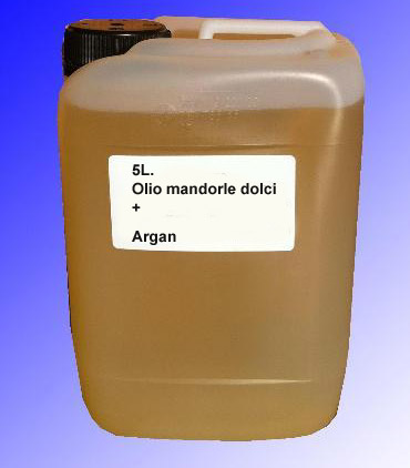 Sweet Almond oil 5 L.