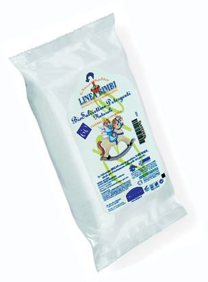 Helan - Natural Cleansing Bio Wet Wipes