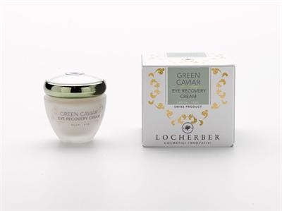 Locherber - Green Caviar EYE recovery cream 30 ml