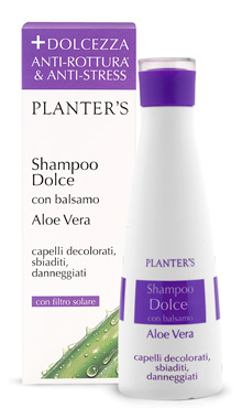 Planter's - Shampoo Dolce 200 ml